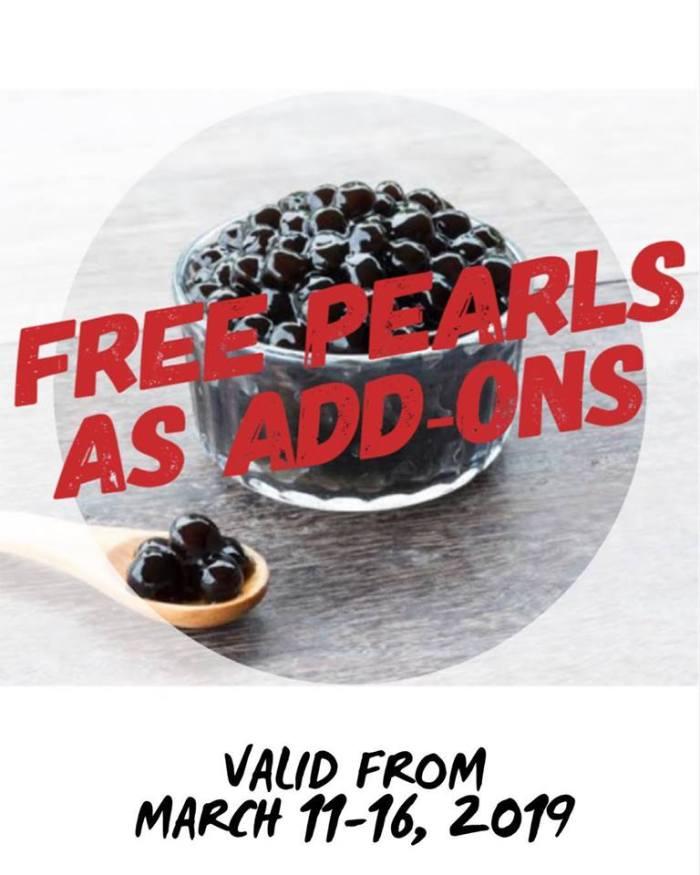 Wandercup FREE Pearls Add-on