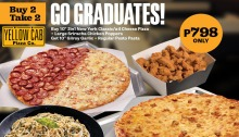 Yellow Cab Buy 2 Take 2 Go Graduates FI