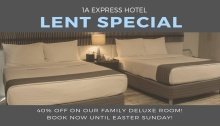 1A Express Hotel Lent Special FI