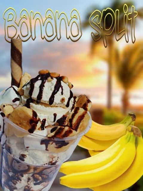 sam's halo halo and ice desserts banana split bg