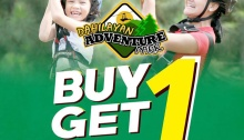 Dahilayan Adventure Park Buy 1 Get 1 Promo FI