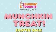 Dunkin Donuts Mindanao Munchkin Treat FI