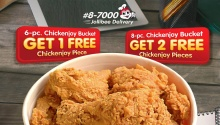 Jollibee Delivericious Deals FI