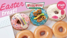 Krispy Kreme Easter Treat FI