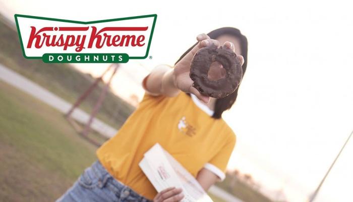 Krispy Kreme Original and Assorted Duo FI