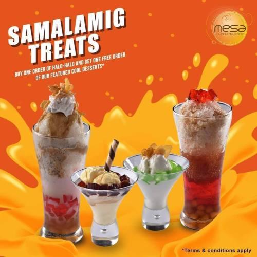 Mesa Samalamig Treats free desserts