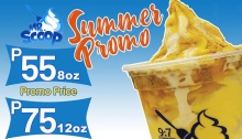 Mr Scoop Ice Cream Summer Promo FI