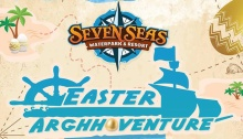 Seven Seas Waterpark Easter Adventure FI