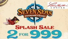 Seven Seas Waterpark Splash Sale FI
