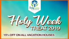 Stargate Dream Vacation Resort Holy Week Treat 2019 FI