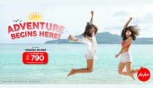 air asia adventure begins here FB sponsor FI bordered