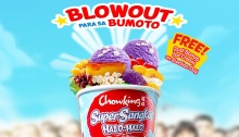 Chowking Election Day Blowout FI