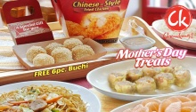 Chowking Mothers Day Treat FI