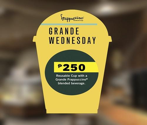 Grande Wednesday Cover