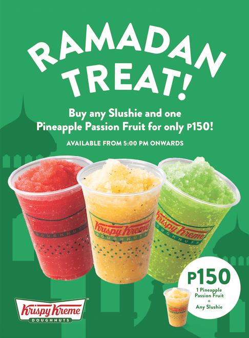 Krispy Kreme Ramadan Treat SM Lanang