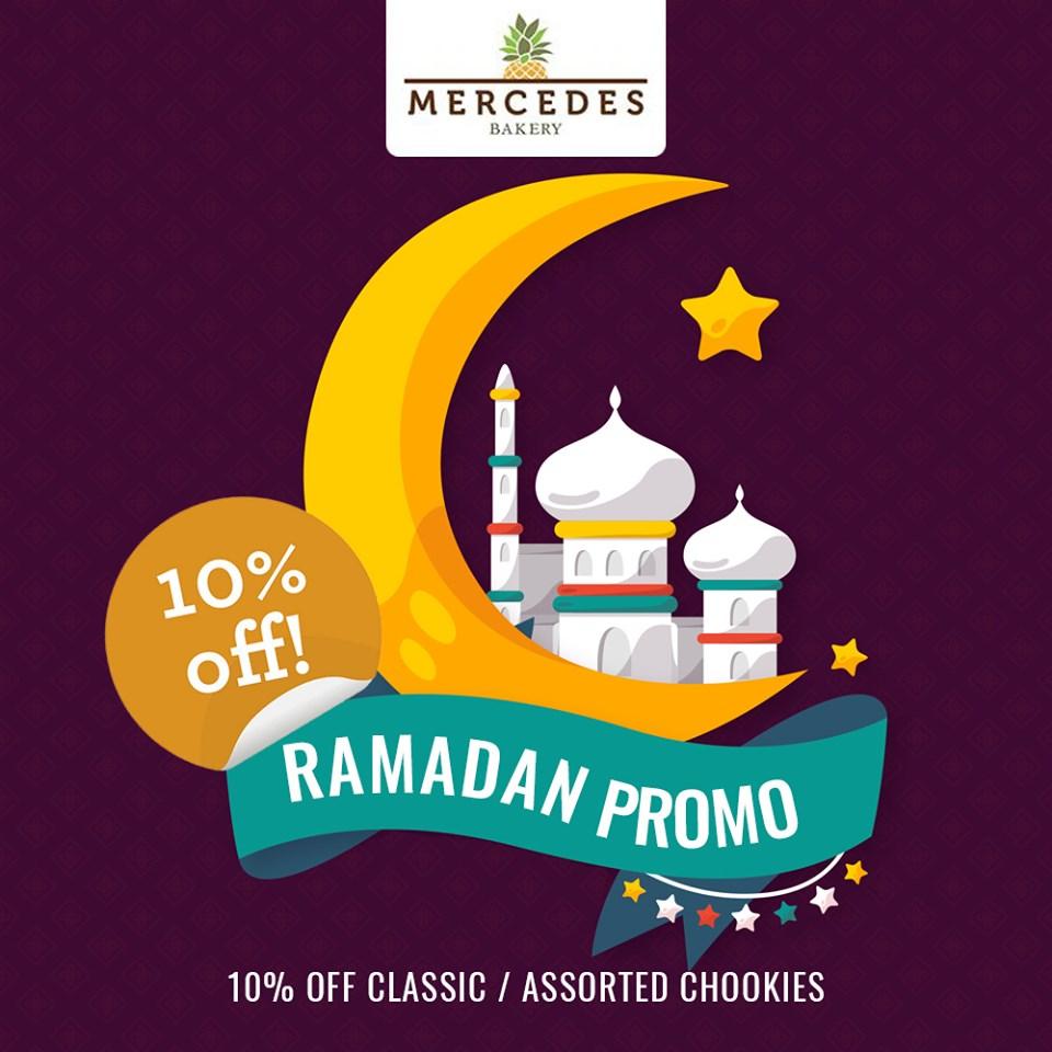 Mercedes Bakery Ramadan Promo