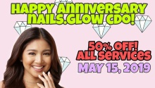 NAILS.Glow CDO 2nd Anniversary Promo FI