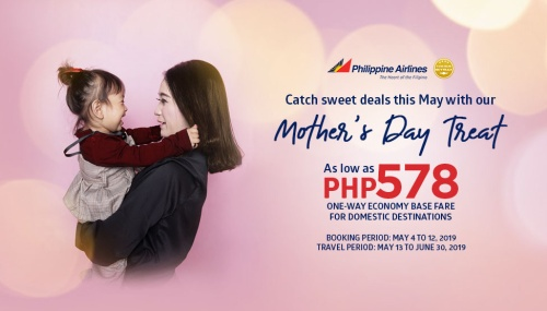 Philippine Airlines Mothers Day Sale FI