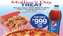 S&R Mothers Day Treat FI