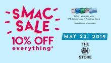 SM Advantage Card Sale 10percent Off Everything FI