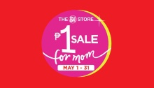 The SM Store P1 Sale for Mom FI