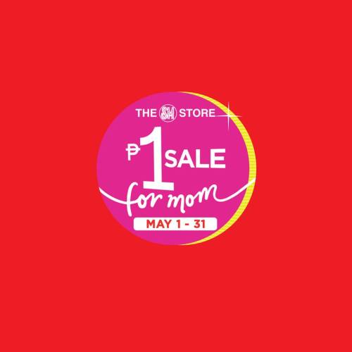 The SM Store P1 Sale for Mom