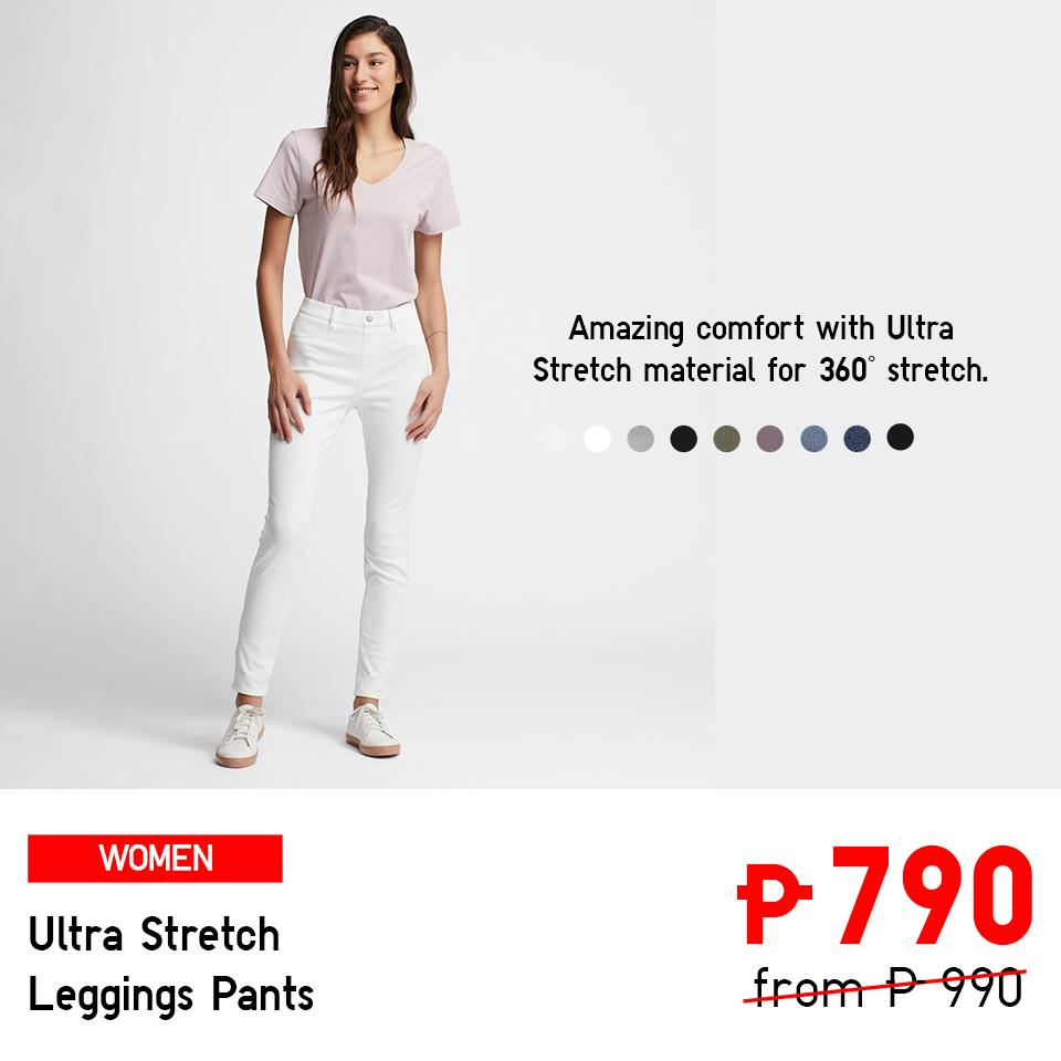 uniqlo ultra stretch leggings pants