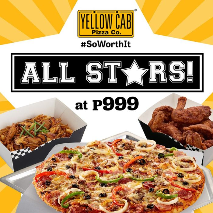 Yellow Cab All-Stars