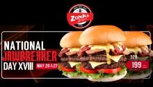 Zark's national jawbreake day FI with logo