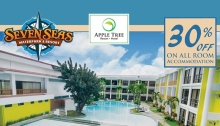 Apple Tree 30% Off and 15% off at Seven Seas Waterpark FI