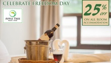 Apple Tree Resort and Hotel Independence Day Promo FI