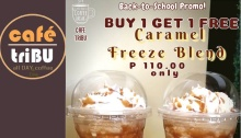 cafe tribu buy 1 take caramel brown FI