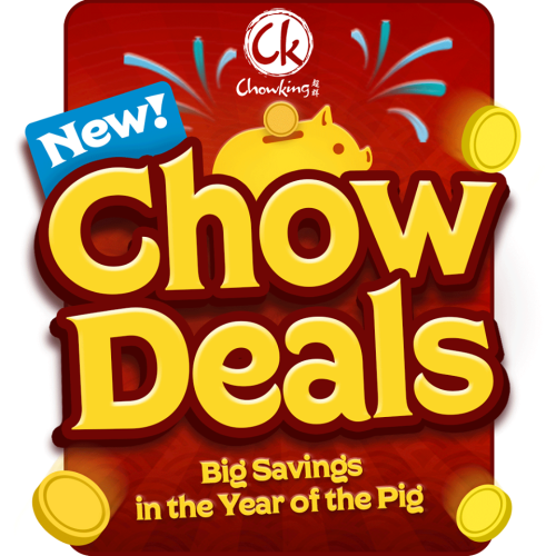Chowking Chow Deals Coupons