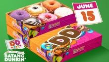 Dunkin Donuts DD Day FI