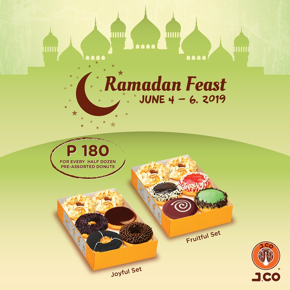 J.Co Ramadan Feast
