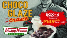Krispy Kreme Choco Glaze Craze FI
