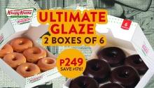 Krispy Kreme Ultimate Glaze FI