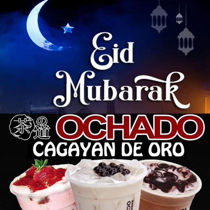 Ochado To Go CDO Eid'l Fitr Buy 5 Get 1 Promo SQ
