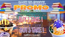 Sams Halo Halo and Ice Desserts Back to School Promo FI
