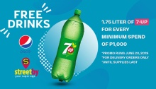 streetby FREE 7-up FI2