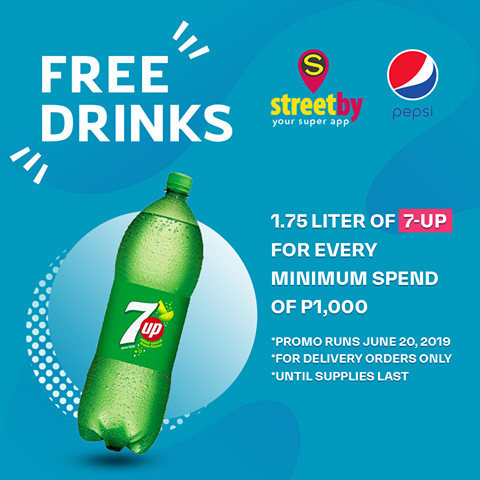 streetby FREE 7-up