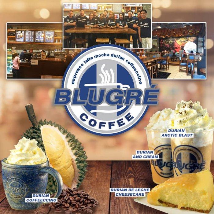 Blugre Coffee Limketkai Anniversary Promo