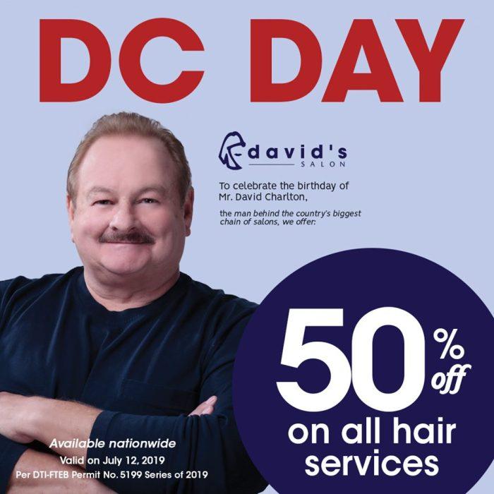 David's Salon DC Day