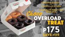 Krispy Kreme Choco Overload Treat FI