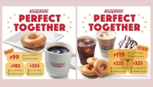 krispy kreme perfect together FI