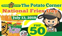 Potato Corner National Fries Day FI
