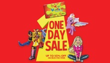 Toy Kingdom One Day Sale FI