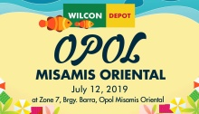 wilcon depot opol grand opening FI