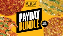 Yellow Cab Pizza Payday Bundle FI