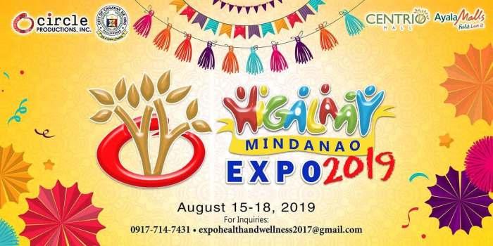 higalaay mindanao expo 2019